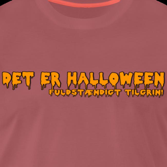 Det Er Halloween (unisex)