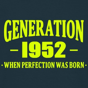 Generation 1952 Tee shirts - T-shirt Homme