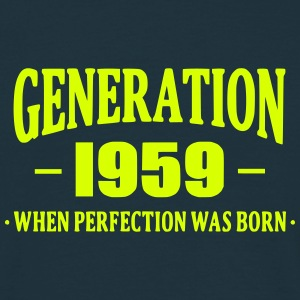 Generation 1959 Tee shirts - T-shirt Homme