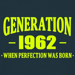 Generation 1962 T-shirts - Mannen T-shirt