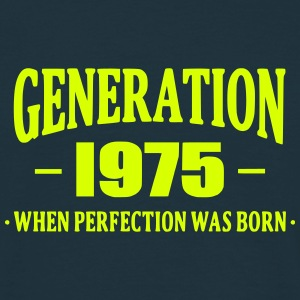 Generation 1975 Tee shirts - T-shirt Homme