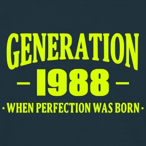 Generation 1988 Tee shirts - T-shirt Homme