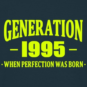 Generation 1995 T-shirts - Mannen T-shirt