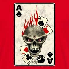poker card T-Shirts