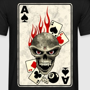 poker card T-Shirts - Men's T-Shirt
