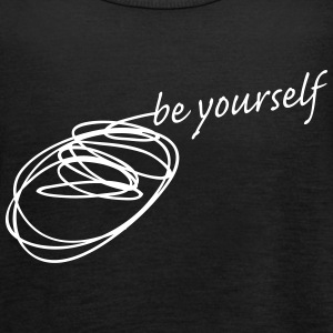 be yourself Tops - Frauen Tank Top von Bella