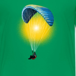 paragliding T-Shirts - Teenager Premium T-Shirt