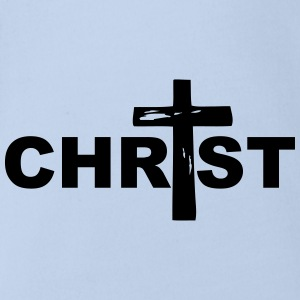 Christ T-Shirts - Baby Bio-Kurzarm-Body