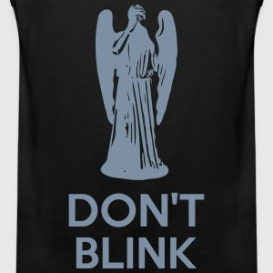 Don't Blink Tank Tops - Männer Premium Tank Top