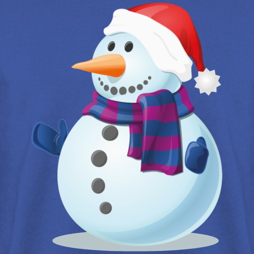 Weihnachts Schneemann