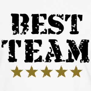 Best Team, 5 Stars, Champions, Sports, Winner T-Sh - Männer Kontrast-T-Shirt