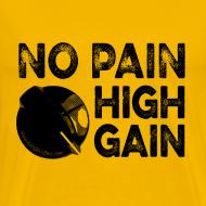 Motif ~ no pain, high gain! (Man)