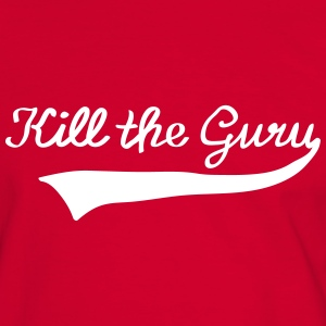 Kill the Guru - Männer Kontrast-T-Shirt