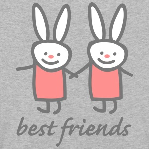 best friends Long Sleeve Shirts - Kids' Premium Longsleeve Shirt
