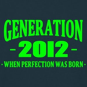 Generation 2012 Tee shirts - T-shirt Homme