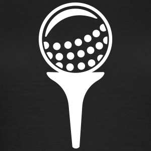 Golfball T-Shirts - Frauen T-Shirt