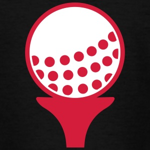 Golfbal Shirts - Teenager T-shirt