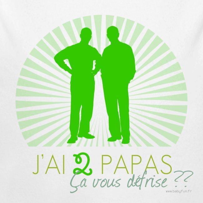 J'ai 2 papas
