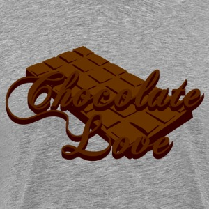 Chocolate Love Shirt - Männer Premium T-Shirt