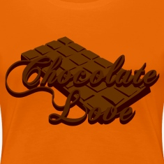 Chocolate Love T-Shirts