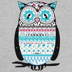 colorfully patterned owl Shirts - Baby T-Shirt