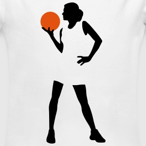basketball_woman_112014_c_2c Pullover & Hoodies - Baby Bio-Langarm-Body