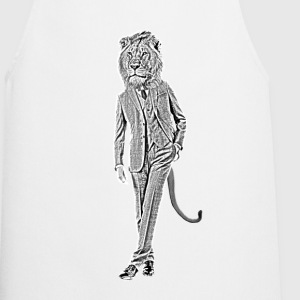 Tablier lion - Tablier de cuisine