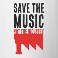 Motif ~ Save the Music (Mug)