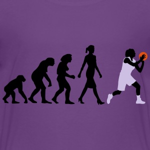 evolution_of_woman_bsketball_112014_a_3c T-Shirts - Teenager Premium T-Shirt