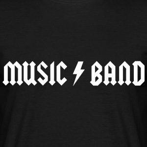 Generic Music Band Tee shirts - T-shirt Homme