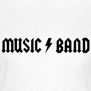 Generic Music Band T-Shirts - Women's T-Shirt
