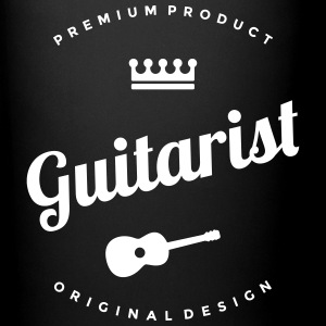 Guitarist Mugs & Drinkware - Full Colour Mug