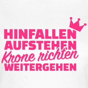 suchbegriff krone richten t shirts spreadshirt. Black Bedroom Furniture Sets. Home Design Ideas