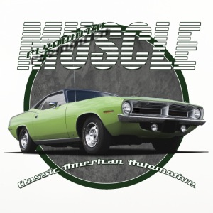 Coasters (set of 4) | Plymouth Muscle | Classic Am - Coasters (set of 4)
