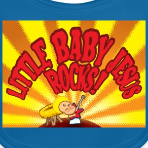 Little Baby Jesus Rocks Accessories - Baby Organic Bib