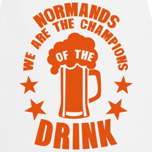 normands champions of the drink biere Tabliers - Tablier de cuisine