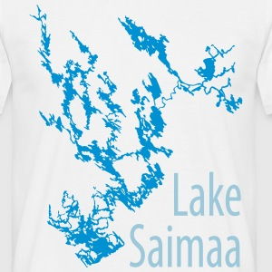 Lake Saimaa - Men's T-Shirt