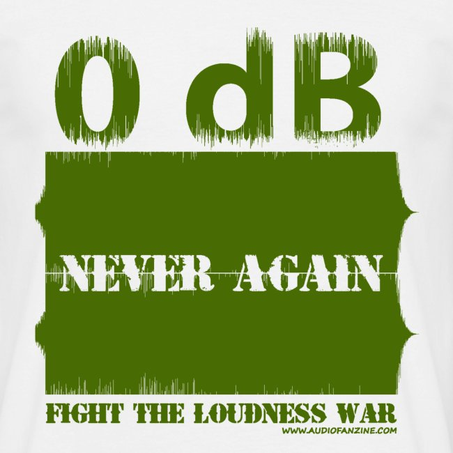 Fight the Loudness War (Man)