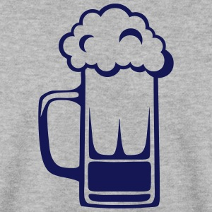 biere dessin alcool chope mousse 41710 Sweat-shirts - Sweat-shirt Homme