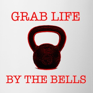 Grab Life By The Bells Mugs & Drinkware - Mug