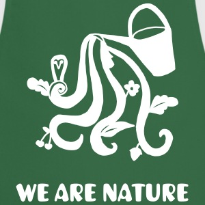 Surreal waterer Apron - Cooking Apron