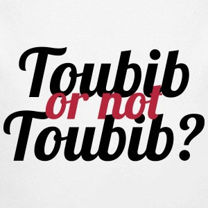 Toubib or not Toubib ? Sweats - Body bébé bio manches longues