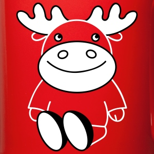 funny moose (b) Mugs & Drinkware - Full Colour Mug