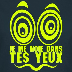 Tee shirts yeux spreadshirt for Dans tes yeux