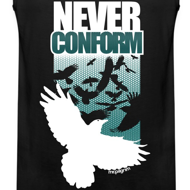 Never Conform (Men's TankTop)