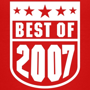 Best of 2007 T-shirts - Premium-T-shirt tonåring