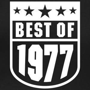 Best of 1977 T-Shirts - Women's Scoop Neck T-Shirt