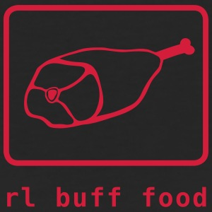 rl buff food Schinken T-Shirts - Frauen Bio-T-Shirt