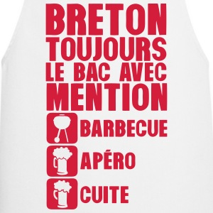 breton mention bac barbecue apero cuite Tabliers - Tablier de cuisine