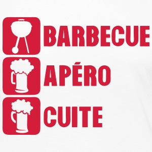 barbecue apero cuite bac 1010 Manches longues - T-shirt manches longues Premium Femme
